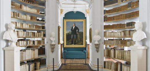 Herzogin Anna Amalia Bibliothek, Rokokosaal
