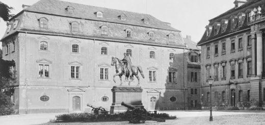 Thüringische Landesbibliothek Weimar 1919