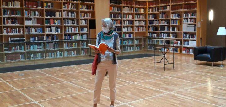 Herzogin Anna Amalia Bibliothek, Weimar 2020