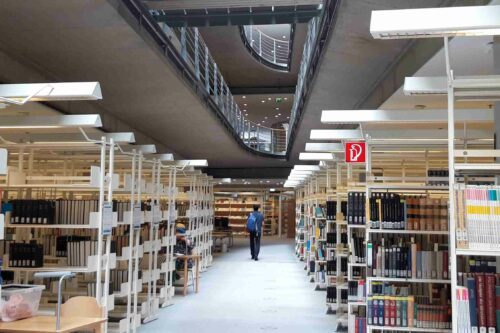 Staats- und Universitätsbibliothek Göttingen