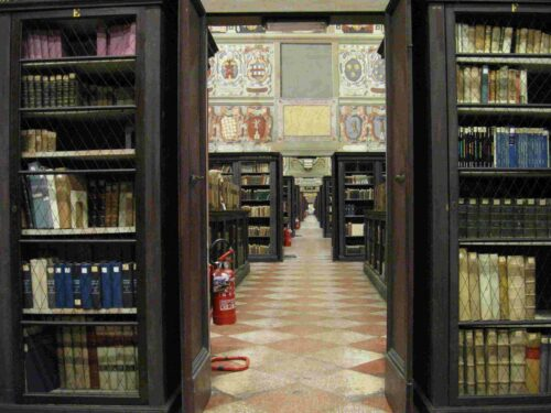 Biblioteca dell'Archiginnasio, Bologna
